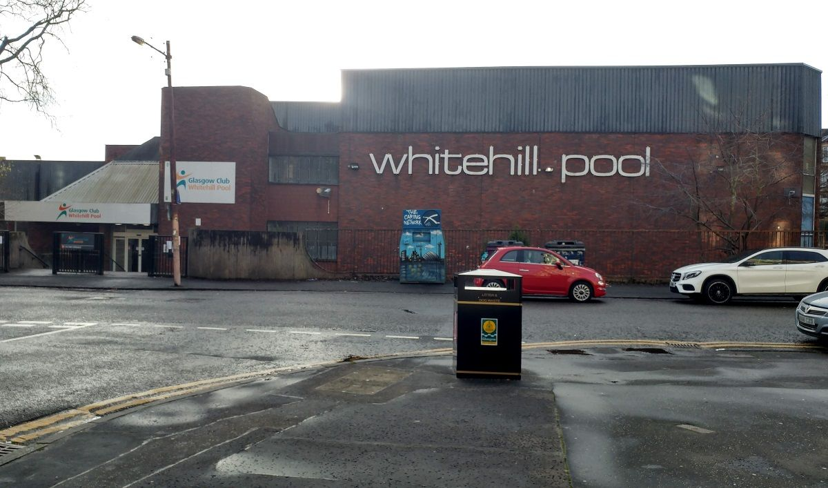 Closure Of Whitehill Swimming Pool Dennistoun News Events